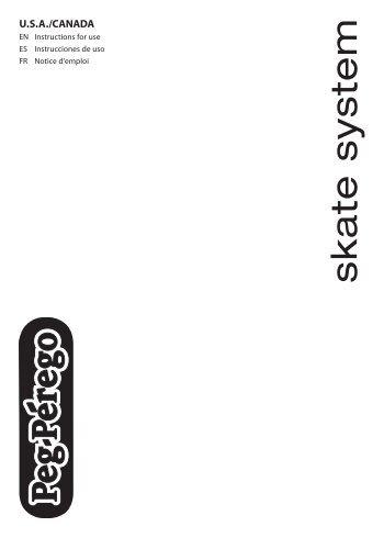 System Skate - Peg Perego