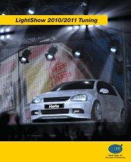 LightShow 2010/2011 Tuning