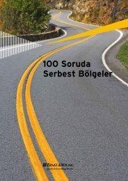 100 Soruda Serbest Bölgeler