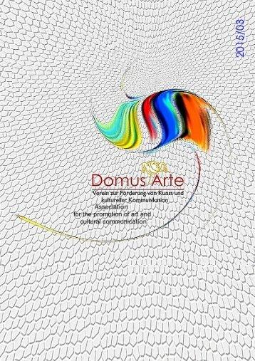 Domus Arte Kunstkatalog 2015/3