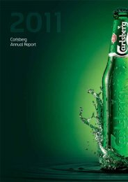 Carlsberg Annual Report - Carlsberg Group
