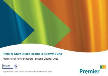Premier Multi-Asset Income & Growth Fund