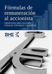 Fórmulas de remuneración al accionista - Bolsas y Mercados ...