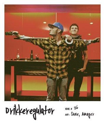 Drikkeregulator IDE # 36
