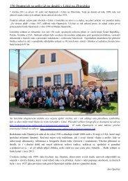 150 Opatrných se sešlo již po desáté v Líšné na Zbirožsku