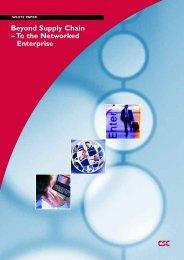 Beyond Supply Chain - Manufacturing & Logistics IT Magazine