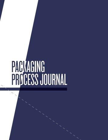 Packaging Process Journal