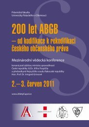 200 let ABGB - Workplace.cz