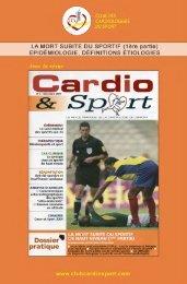 DOS SIE - Club des Cardiologues du Sport