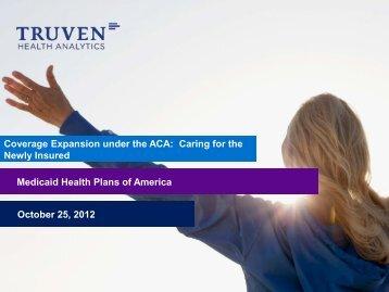 of N on - Medicaid Health Plans of America