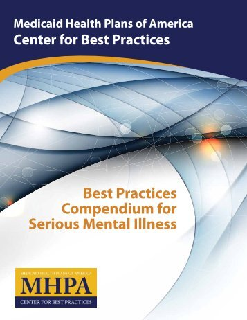Best Practices Compendium for Serious Mental Illness - Medicaid ...