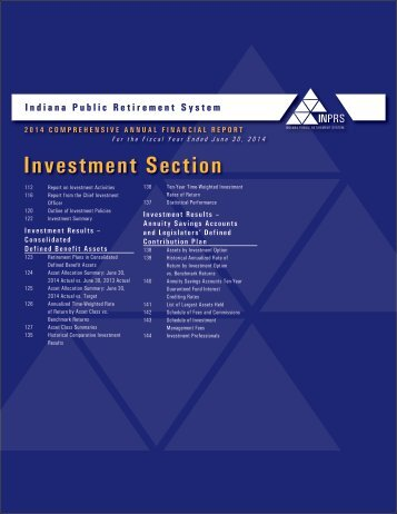 INPRSCAFR2014InvestmentSection