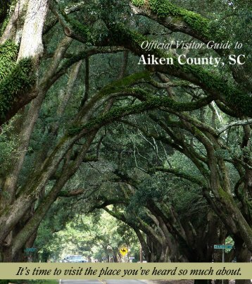 Contents - Aiken County Government