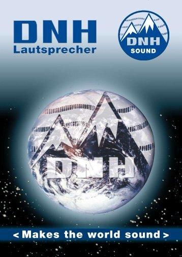 Lautsprecher - DNH