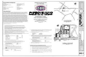 LOCATION MAP OVERALL SITE PLAN ... - Clay County!
