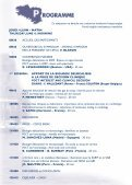 4-5 JUIN 2009 France Parrainage - symposiumbelleile2009.org - Page 2
