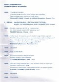 4-5 JUIN 2009 France Parrainage - symposiumbelleile2009.org - Page 3