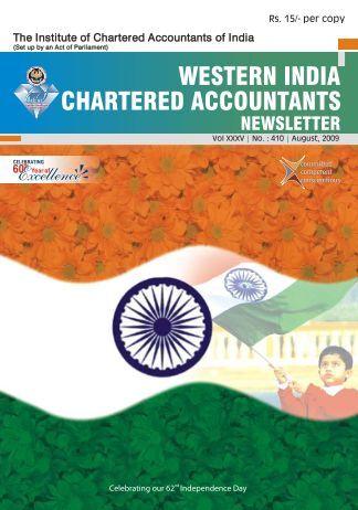 chartered accountants western india - Western India Regional ...
