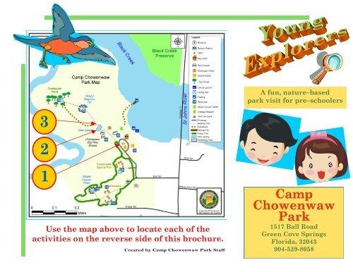 Preschool - Camp Chowenwaw Park