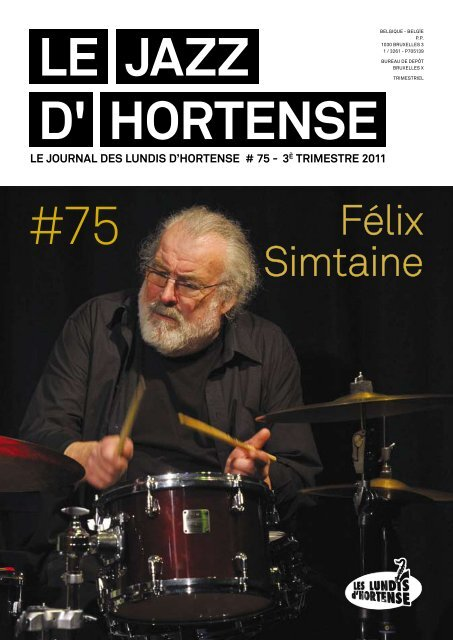 Jazz au Vert - Les Lundis d'Hortense