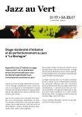 Jazz au Vert - Les Lundis d'Hortense - Page 5