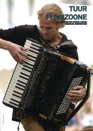 Tuur Florizoone - Jazz in Belgium