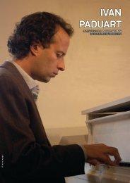 Interview Ivan Paduart.indd - Jazz in Belgium