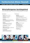 Fachhochschule Wiener Neustadt - Seite 2