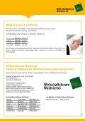Folder Wirtschaftsforum Waldviertel - Seite 4