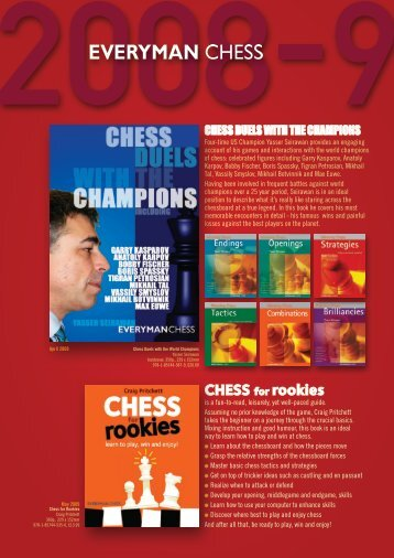Chess for rookies - Everyman Chess