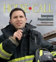 Emergency Preparedness - UAMS Medical Center