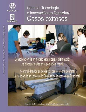 Casos exitosos - Instituto de Neurobiología - UNAM