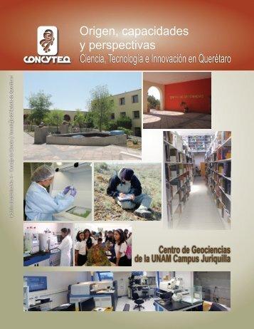 Centro de Geociencias 2v.cdr - Concyteq