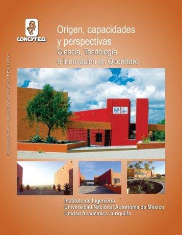 Origen, capacidades y perspectivas - Concyteq