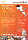 1. MAI 2011 - Weltjugendtag - Seite 2