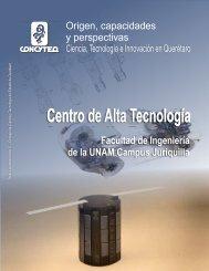 Centro de Alta Tecnología - Concyteq