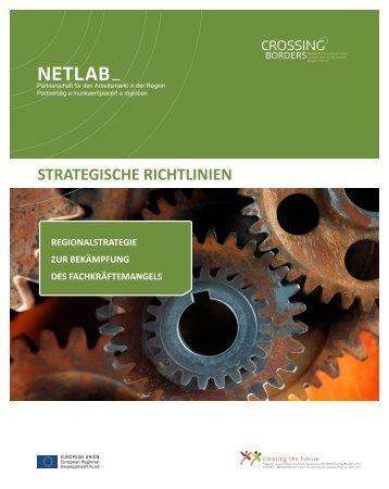 STRATEGISCHE RICHTLINIEN - NetLab