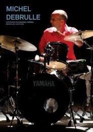 Interview Michel Debrulle.indd - Jazz in Belgium