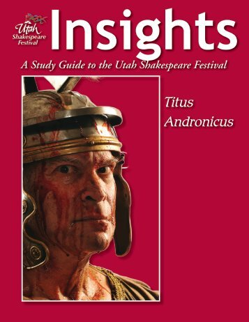 Titus Andronicus - Utah Shakespearean Festival