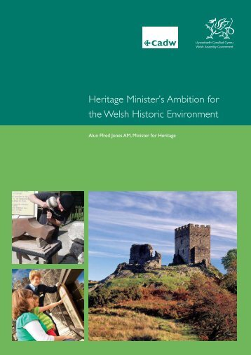 Historic Environment Ambition Statement - Royal Commission on ...