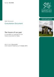 The future of our past Consultation Document - Royal Commission ...