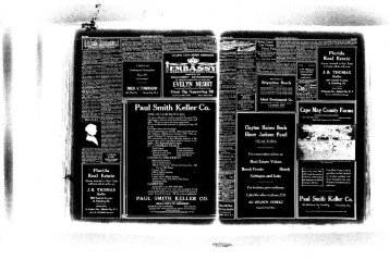 Aug 1925 - Newspaper Archives of Ocean County