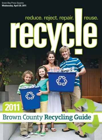 Brown County Recycling Guide - Town of Hobart