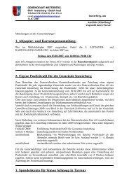 Informationen der Gemeinde.pdf - Hallo Nachbar