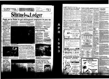Apr 1993 - On-Line Newspaper Archives of Ocean City