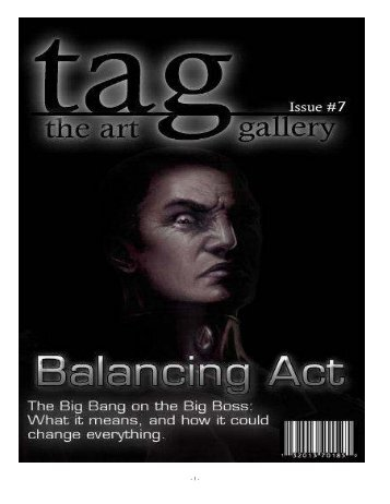 Download TAG - Issue #7 - Anarchy Online