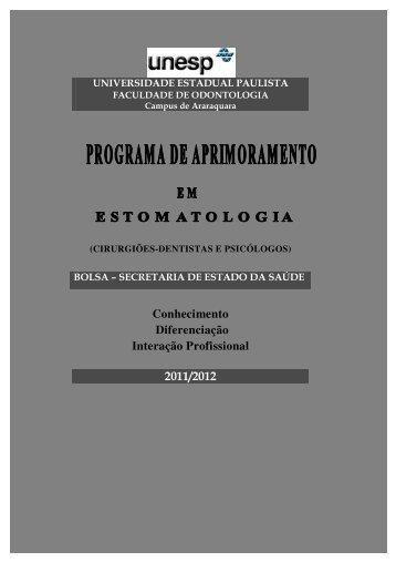 Conhecimento Diferenciação Interação Profissional 2011/2012