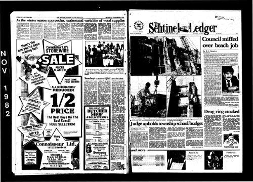 Dec 1982 Newspaper Archives of Ocean County