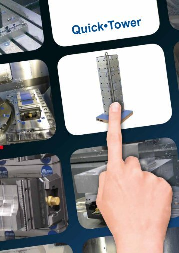 Quick•Tower - Thame Workholding