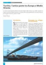 Turchia: l'antico ponte tra Europa e Medio Oriente - Camera di ...